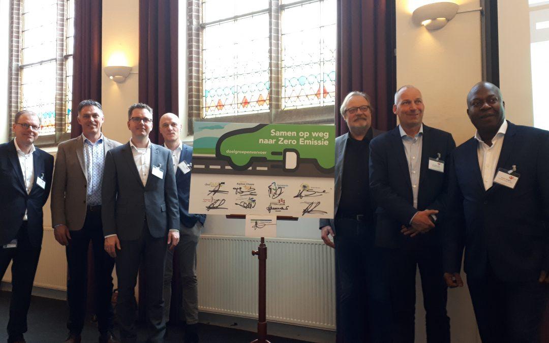 Bergen op Zoom tekent voor duurzaam doelgroepenvervoer