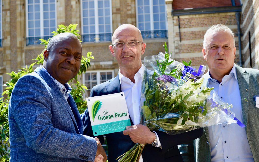 P. Jansen installatietechniek nieuwste winnaar Groene Pluim