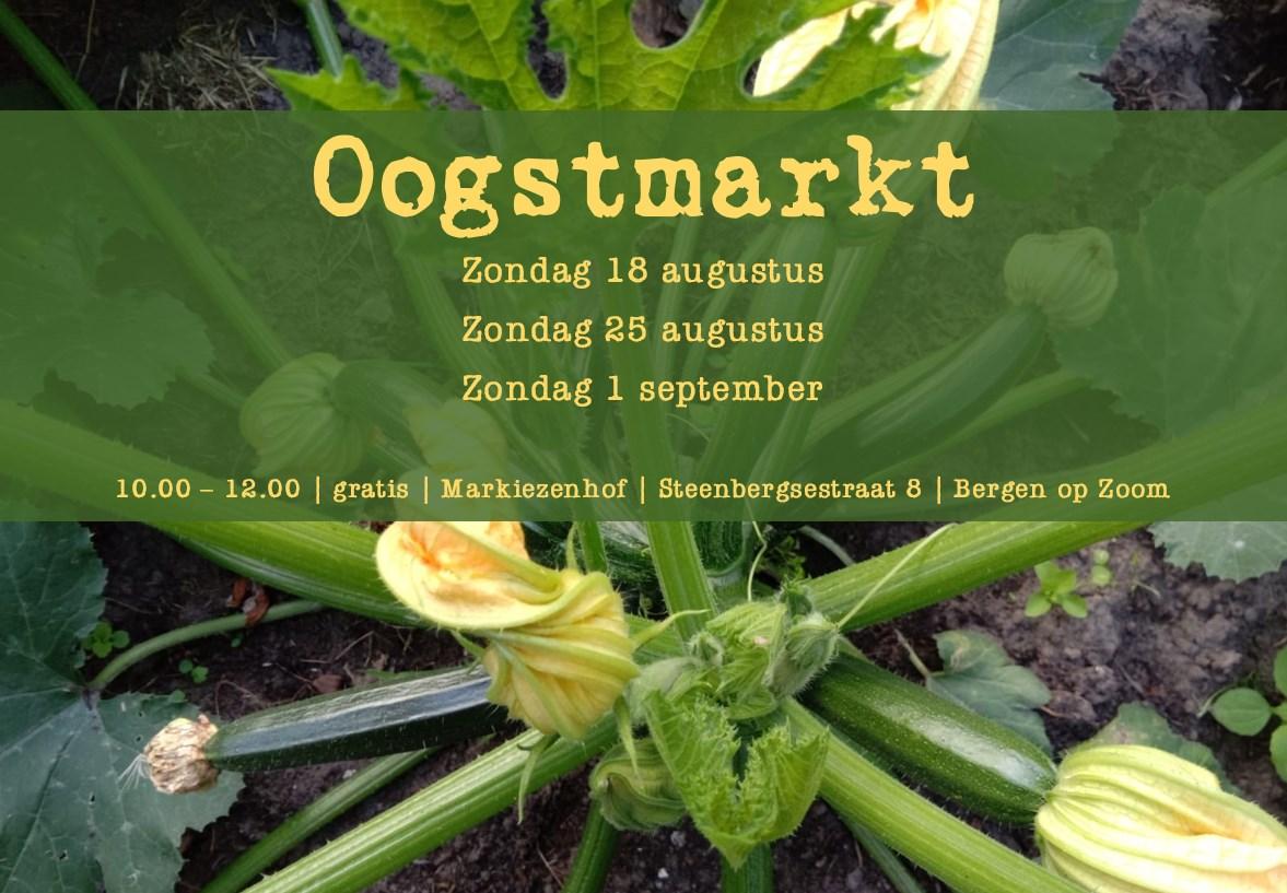 uitnodiging oogstmarkt